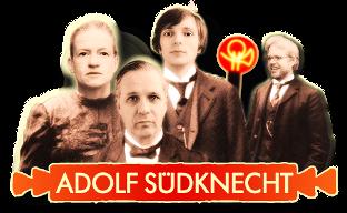 Seifenoper-Improschau ADOLF SÜDKNECHT